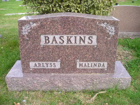 BASKINS, MALINDA - Bremer County, Iowa | MALINDA BASKINS