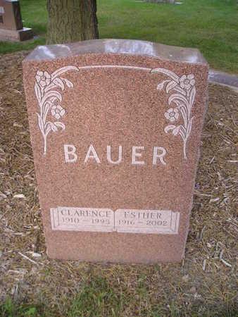 BAUER, ESTHER - Bremer County, Iowa | ESTHER BAUER