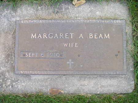 BEAM, MARGARET A - Bremer County, Iowa | MARGARET A BEAM
