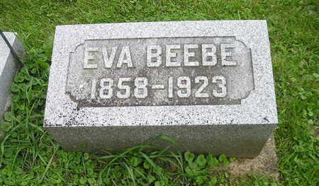 BEEBE, EVA - Bremer County, Iowa | EVA BEEBE