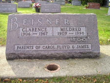 BEISNER, MILDRED - Bremer County, Iowa | MILDRED BEISNER
