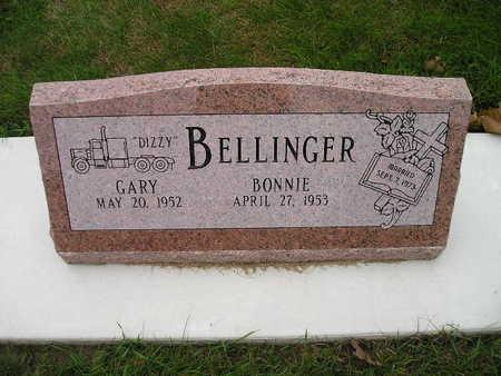 BELLINGER, BONNIE - Bremer County, Iowa | BONNIE BELLINGER