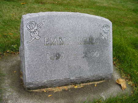 BERG, EMMA - Bremer County, Iowa | EMMA BERG