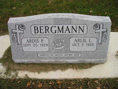 BERGMANN, ARDIS P - Bremer County, Iowa | ARDIS P BERGMANN