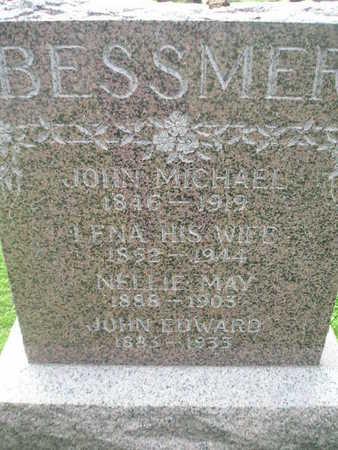 BESSINER, LENA - Bremer County, Iowa | LENA BESSINER