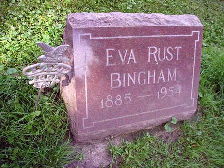 BINGHAM, EVA - Bremer County, Iowa | EVA BINGHAM