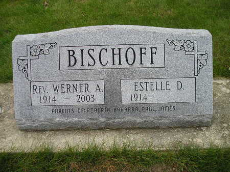 BISCHOFF, WERNER A - Bremer County, Iowa | WERNER A BISCHOFF