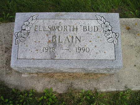 BLAIN, ELLSWORTH
