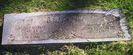 BLOOM, ANNA ELIZABETH - Bremer County, Iowa | ANNA ELIZABETH BLOOM