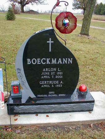 BOECKMANN, ARLON L - Bremer County, Iowa | ARLON L BOECKMANN
