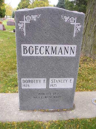 BOECKMANN, DOROTHY F - Bremer County, Iowa | DOROTHY F BOECKMANN