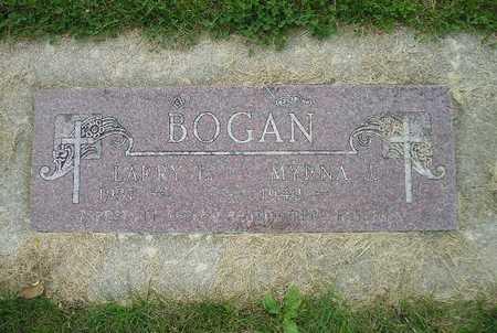 BOGAN, MYRNA J - Bremer County, Iowa | MYRNA J BOGAN