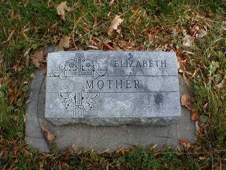 BOHAN, ELIZABETH - Bremer County, Iowa | ELIZABETH BOHAN