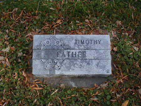 BOHAN, TIMOTHY - Bremer County, Iowa   TIMOTHY BOHAN
