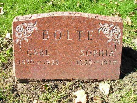 BOLTE, SOPHIA - Bremer County, Iowa | SOPHIA BOLTE