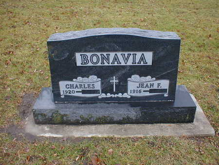BONAVIA, CHARLES - Bremer County, Iowa | CHARLES BONAVIA