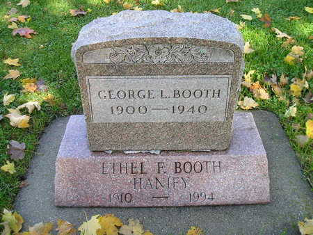 BOOTH, GEORGE L - Bremer County, Iowa | GEORGE L BOOTH