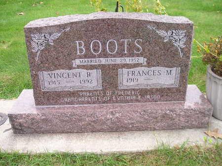 BOOTS, VINCENT R - Bremer County, Iowa | VINCENT R BOOTS