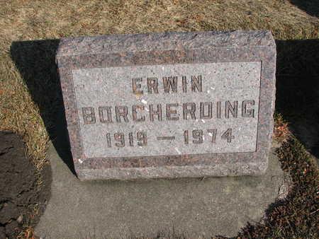 BORCHERDING, ERWIN - Bremer County, Iowa | ERWIN BORCHERDING