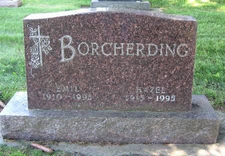 BORCHERDING, EMIL - Bremer County, Iowa | EMIL BORCHERDING