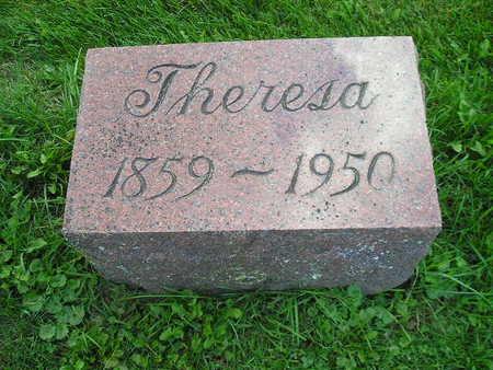 BOSTWICK, THERESA - Bremer County, Iowa | THERESA BOSTWICK