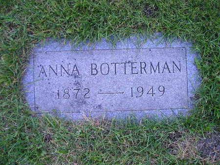 BOTTERMAN, ANNA - Bremer County, Iowa | ANNA BOTTERMAN