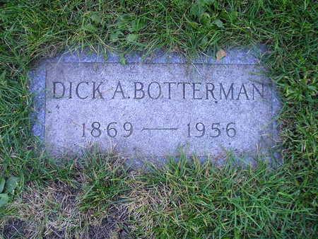 BOTTERMAN, DICK A - Bremer County, Iowa | DICK A BOTTERMAN
