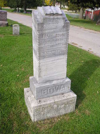 BOVIA, MARY - Bremer County, Iowa | MARY BOVIA