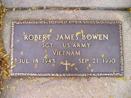 BOWEN, ROBERT JAMES - Bremer County, Iowa | ROBERT JAMES BOWEN