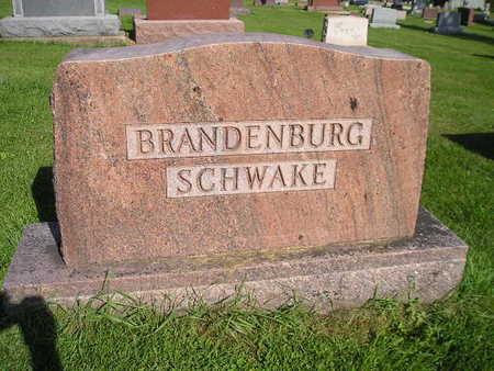 SCHWAKE, HERBERT J - Bremer County, Iowa | HERBERT J SCHWAKE