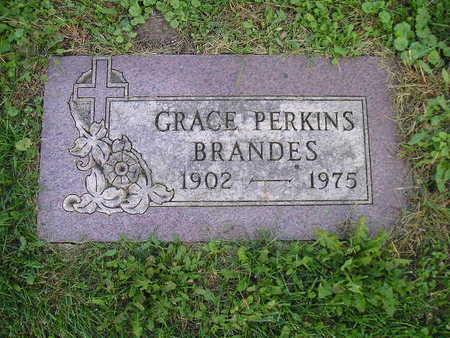 BRANDES, GRACE - Bremer County, Iowa | GRACE BRANDES