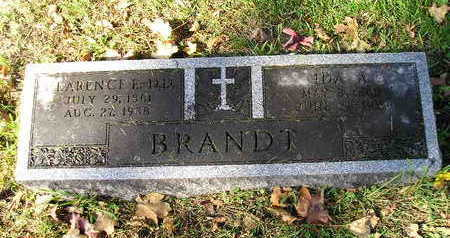 BRANDT, CLARENCE - Bremer County, Iowa   CLARENCE BRANDT
