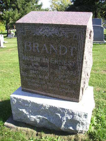 BRANDT, ERNEST - Bremer County, Iowa | ERNEST BRANDT