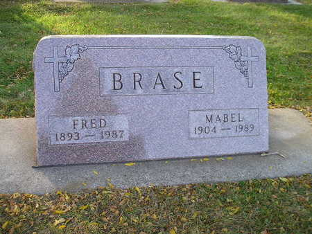 BRASE, FRED - Bremer County, Iowa | FRED BRASE