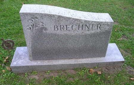 BRECHNER, MAUD - Bremer County, Iowa | MAUD BRECHNER