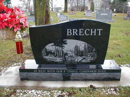 BRECHT, MARY L & C EUGENE - Bremer County, Iowa | MARY L & C EUGENE BRECHT