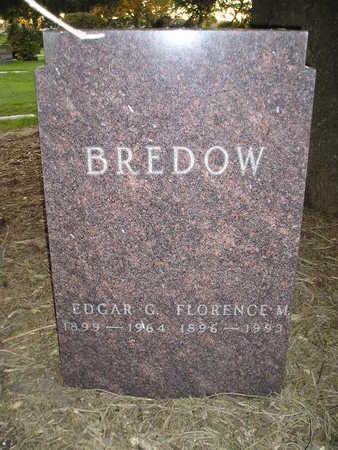 BREDOW, FLORENCE M - Bremer County, Iowa | FLORENCE M BREDOW