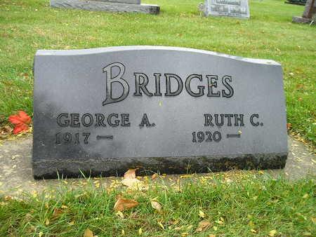 BRIDGES, RUTH C - Bremer County, Iowa | RUTH C BRIDGES