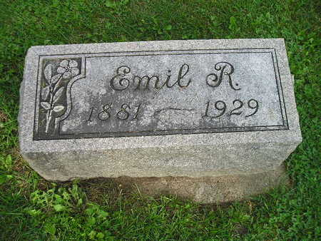 BRINKMANN, EMIL R - Bremer County, Iowa | EMIL R BRINKMANN