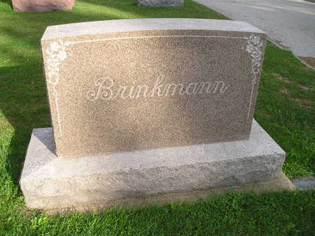 BRINKMANN, GLEN C - Bremer County, Iowa | GLEN C BRINKMANN
