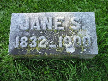 BROADIE, JANE S - Bremer County, Iowa | JANE S BROADIE
