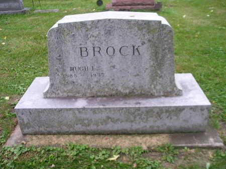 BROCK, HUGH L - Bremer County, Iowa | HUGH L BROCK