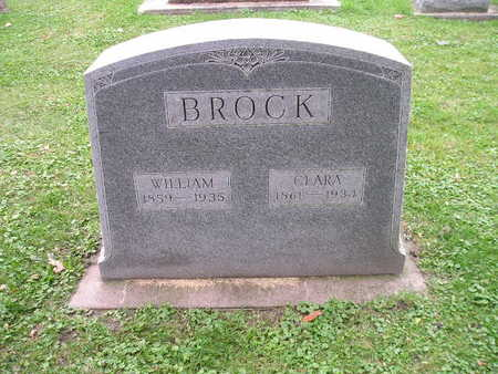 BROCK, WILLIAM - Bremer County, Iowa | WILLIAM BROCK