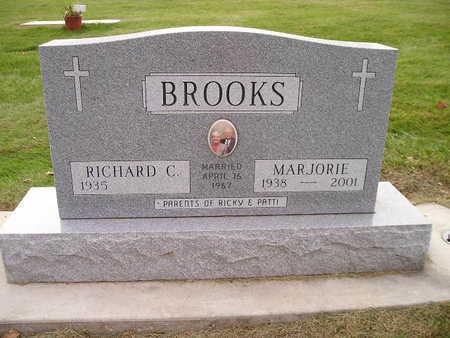 BROOKS, MARJORIE - Bremer County, Iowa | MARJORIE BROOKS