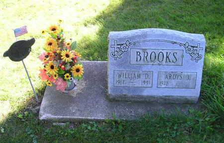 BROOKS, ARDYS J - Bremer County, Iowa   ARDYS J BROOKS