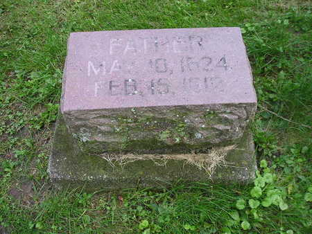 BROWN, FATHER (WM) - Bremer County, Iowa   FATHER (WM) BROWN