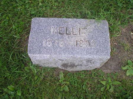 BROWN, NELLIE - Bremer County, Iowa | NELLIE BROWN