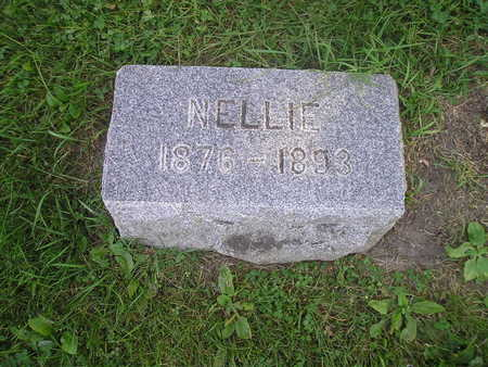 BROWN, NELLIE PEARL - Bremer County, Iowa | NELLIE PEARL BROWN