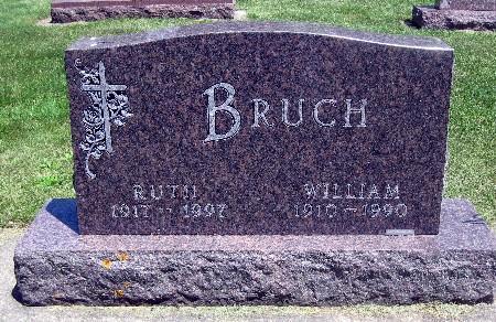 BRUCH, RUTH - Bremer County, Iowa | RUTH BRUCH