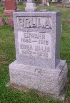 BRULA, EDWARD - Bremer County, Iowa | EDWARD BRULA